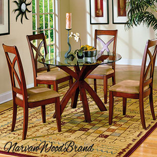 dining-table Narvan Wood Brand
